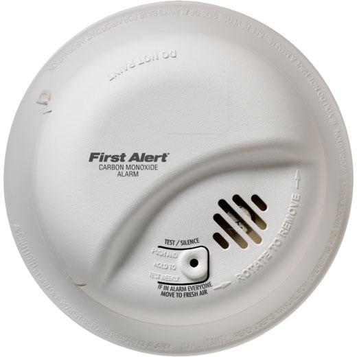 Smoke & Carbon Monoxide Detectors