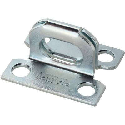 National 1-5/8 In. x 1-1/4 In. Zinc Plate Staple With Screws