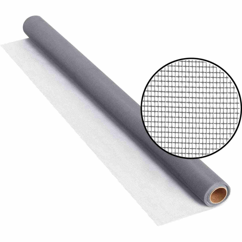 Phifer 36 In. x 25 Ft. Gray Fiberglass Screen Cloth Image 1