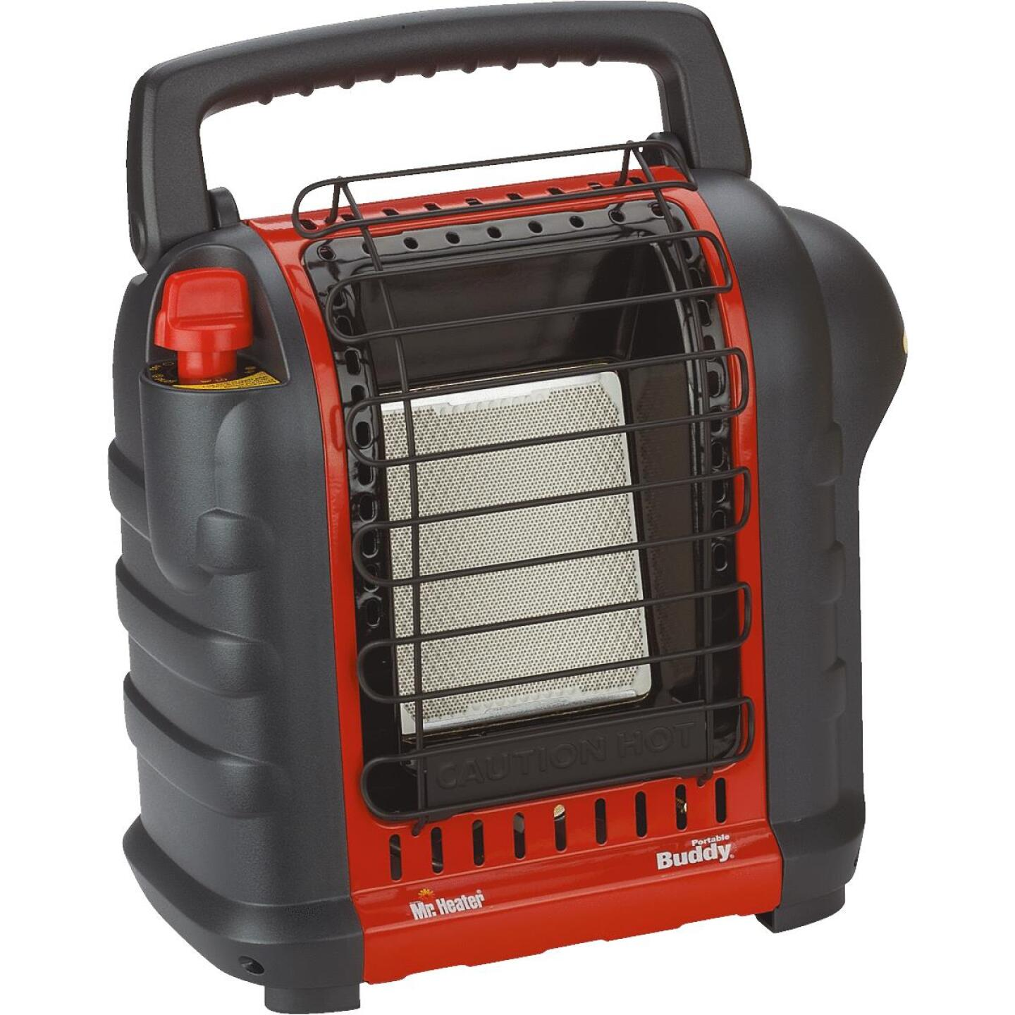 MR. HEATER 9000 BTU Radiant Portable Buddy Propane Heater Image 1
