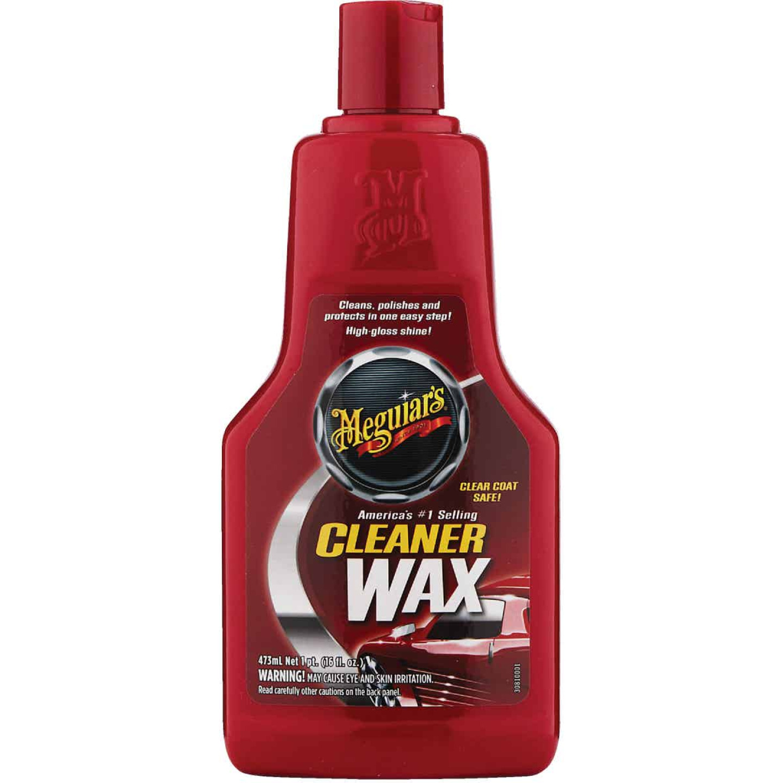 Meguiars 16 oz Liquid Car Wax Image 1