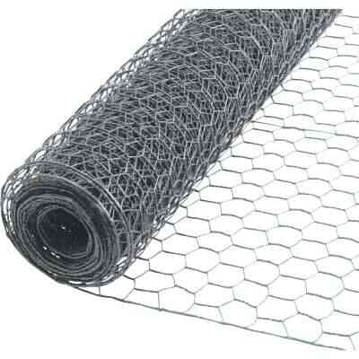 Do it 2 In. x 48 In. H. x 50 Ft. L. Hexagonal Wire Poultry Netting